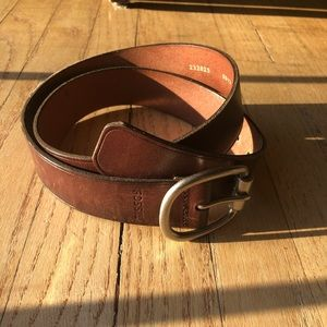 Fossil belt size m great condition